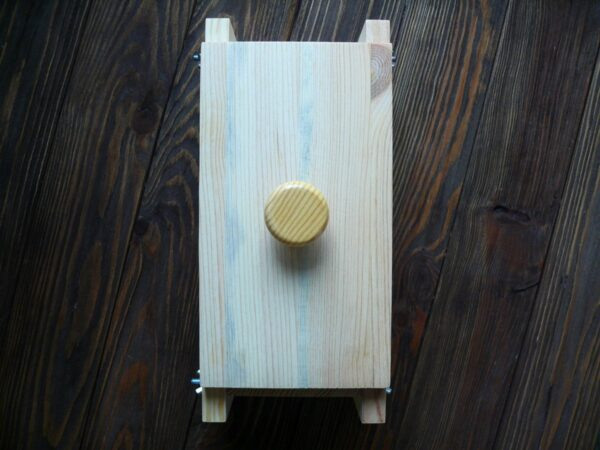 Крышка для деревянной формы на 1 кг масел мыла на 1 кг масел