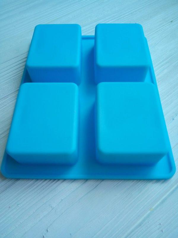 Силиконовая форма для мыла с нуля Дерево