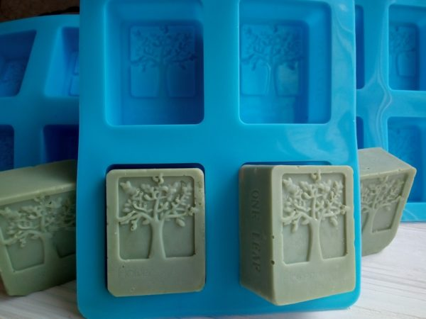 Форма для мыла из силикона «Дерево Жизни»