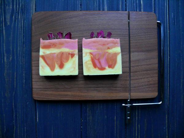 Резак деревянный для мыла струнный