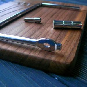 Резак для мыла струнный деревянный