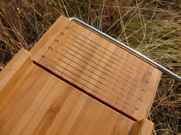 Бамбуковый струнный резак для мыла с нуля №1