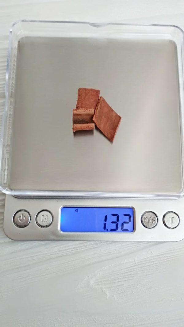 Электронные ювелирные весы 500г (0.01г)