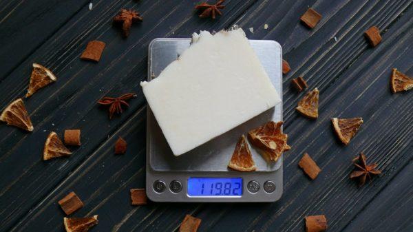 Весы электронные для кремоварения до 500 грамм, шаг 0,01