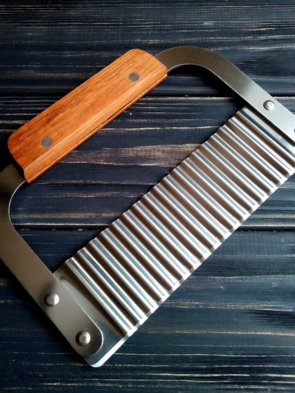 Різак рифлений ніж для нарізки мила