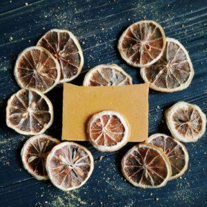 Сушеные дольки лимона