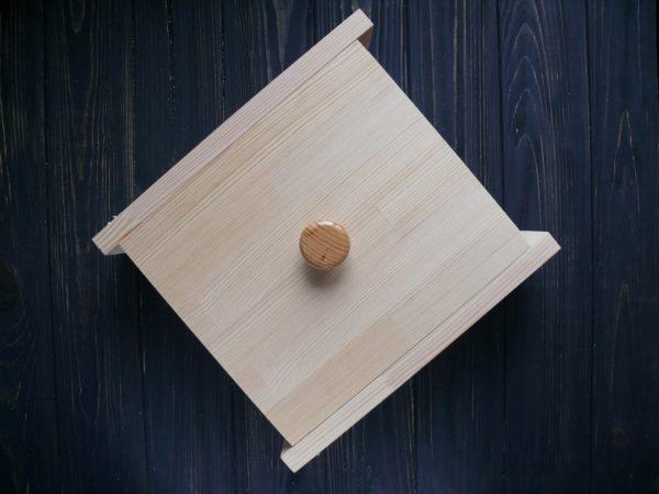 Квадратная форма для мыла до 3 кг