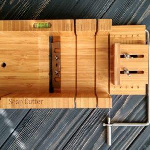 Стусло бамбуковое для мыла с нуля