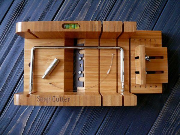 Бамбуковый резак (стусло) для мыла №3
