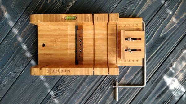 Стусло бамбукове для мила з нуля