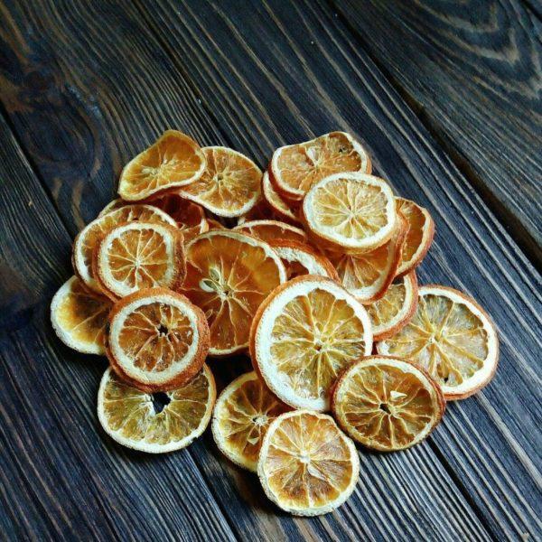 Сушеный апельсин (дольки)