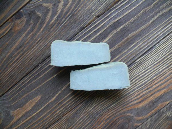 Голубая глина косметическая в мыле с нуля