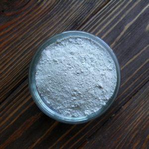 Блакитна глина косметична