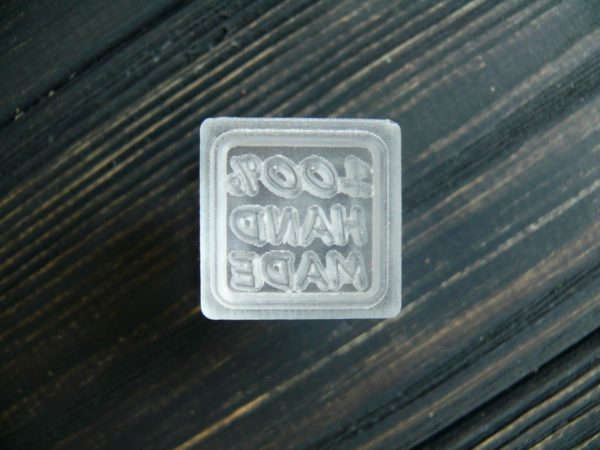 Штамп для мила 100% hand made