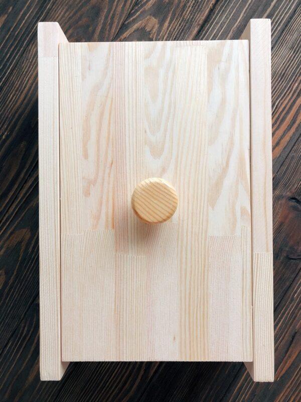 Форма для мыла с нуля с силиконом