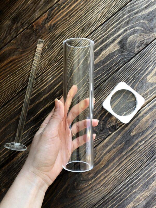 Форма для мила Циліндр 4 см
