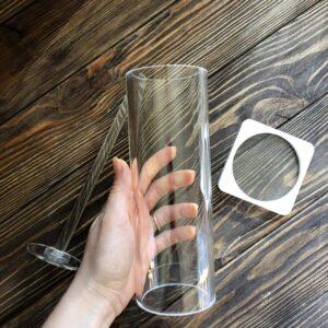 Форма для мила Циліндр 6 см
