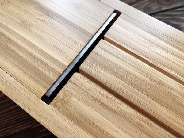 Бокорез для шлифовки мыла бамбуковый
