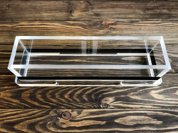 Форма для мыла акриловая 30x6x7 см