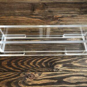 Форма для мыла акриловая 30x5x7 см