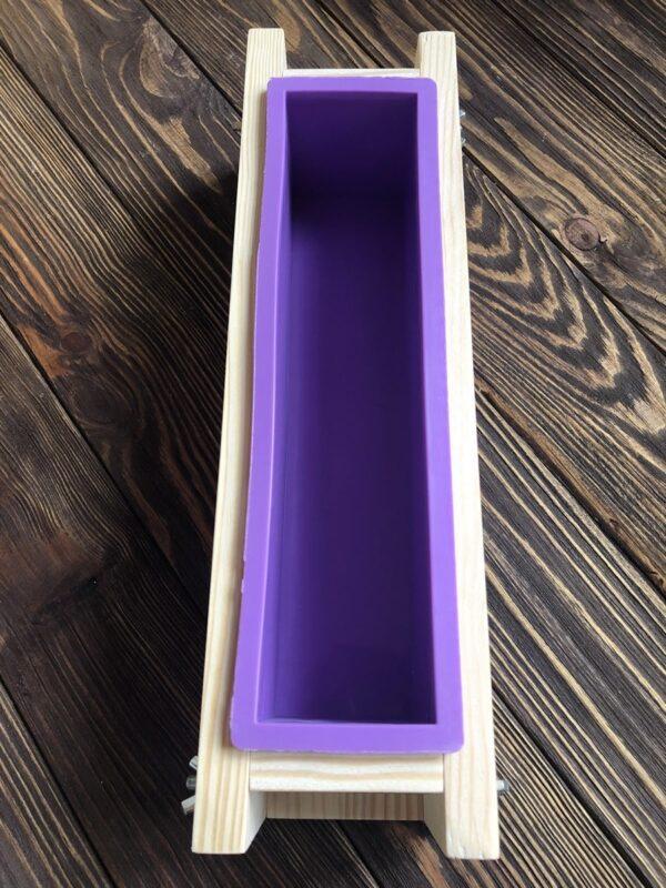 Форма для мыла на 750 грамм масел